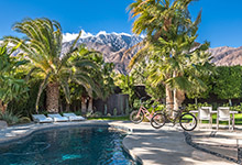 Laurel Modern vacation rental palm springs