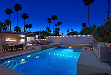 Ten Palms Vacation Rental Home