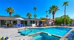 Central Palm Springs modern vacation rental home